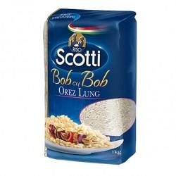 Orez Bob cu Bob-orez cu bob lung Riso Scotti 1 kg