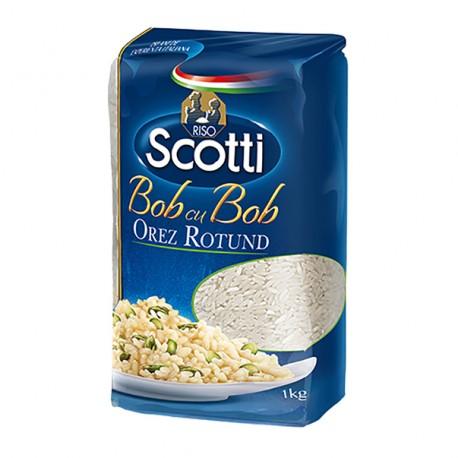 Orez cu bob rotund Riso Scotti 1 kg
