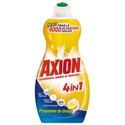 Detergent vase Axion Lemon 750 ml