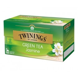 Ceai Twinings Green Tea Jasmine 25 plicuri