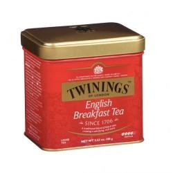 Ceai Twinings English Breakfast 100 grame