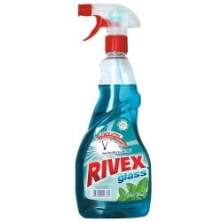 Detergent geamuri Rivex menta 750 ml