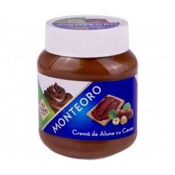 Crema de alune fara zaharuri Monteoro 350 grame