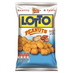Pufuleti cu arahide Lotto Peanuts 90 grame