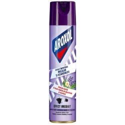 Spray molii si acarieni Aroxol 250 ml