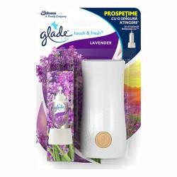 Odorizant Glade Microspray Lavender 10 ml