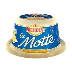 Unt President La Motte cu sare de mare