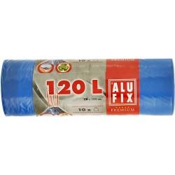 Saci menaj Alufix Premium 120 litri 10 buc
