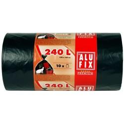 Saci menaj Alufix Premium 240 litri 10 buc