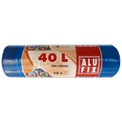 Saci menaj Alufix Premium 40 litri 15 buc