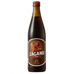 Bere bruna Zaganu 500 ml