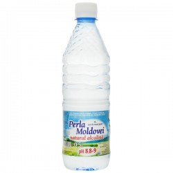 Apa plata alcalina Perla Moldovei 500 ml