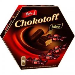Caramele Poiana Chocotoff Intens 221 grame