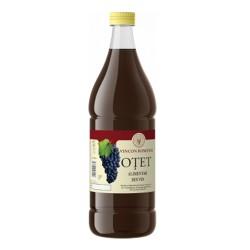 Otet alimentar rosu Vincon 1 litru