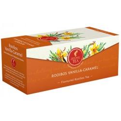 Ceai Julius Meinl Rooibos Vanilla Caramel 25 plicuri