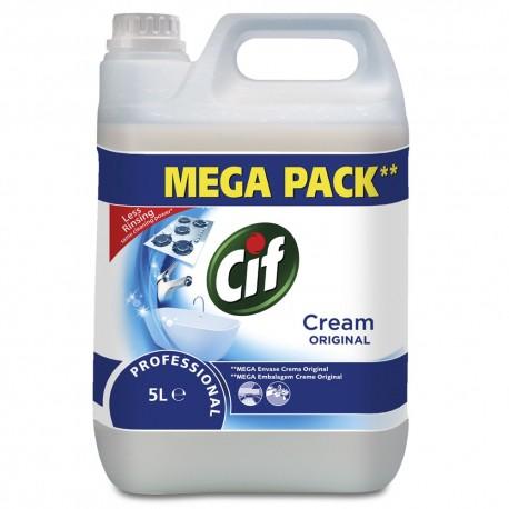 Solutie Cif Cream Original Professional 5 litri