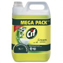 Solutie Cif Cream Lemon Professional 5 litri