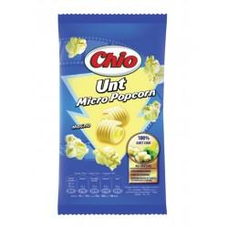 Popcorn cu unt pentru microunde Chio 80 grame