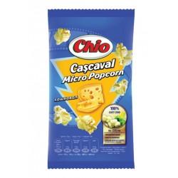 Popcorn cu cascaval pentru microunde Chio 80 grame