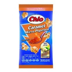 Popcorn cu caramel pentru microunde Chio 80 grame