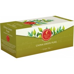 Ceai Julius Meinl China Green Pure 25 plicuri