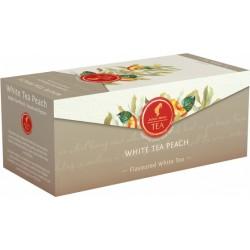 Ceai Julius Meinl White Tea Peach 25 plicuri