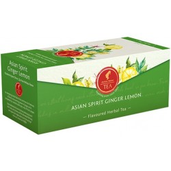 Ceai Julius Meinl Asian Spirit Ginger Lemon 25 plicuri