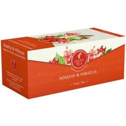 Ceai julius Meinl Rosehip & Hibiscus 25 plicuri