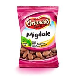 Migdale coapte si sarate Orlando's 250 grame