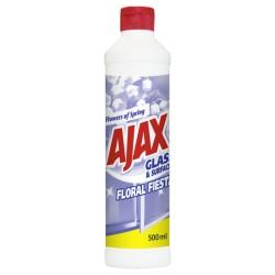 Rezerva detergent geamuri Ajax Floral Fiesta 500 ml