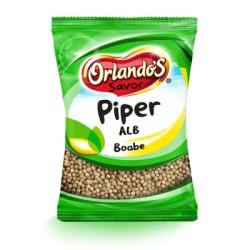 Piper alb boabe Orlando's 50 grame