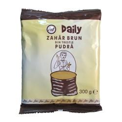 Zahar pudra brun Colin Daily 300 grame