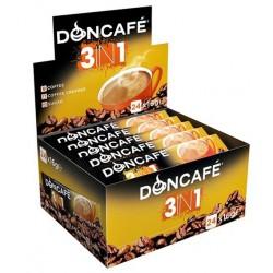 Cafea solubila Doncafe 3 in 1 24 plicuri