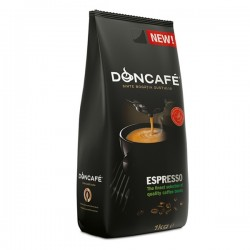 Cafea boabe Doncafe Espresso 1 kg