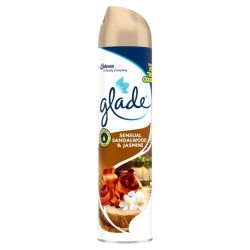 Spray Glade Sensual Sandalwood & Jasmine 300 ml