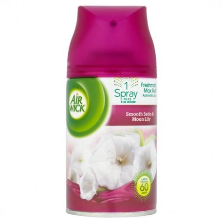 Rezerva odorizant Air Wick Smooth Satin & Moon Lily 250 ml