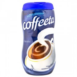 Pudra cafea Coffeeta Classic borcan 200 grame