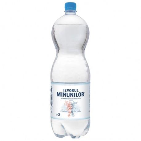 Apa carbogazoasa Izvorul Minunilor 2 litri