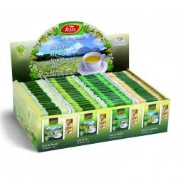 Ceai Fares plante asortate Horeca 120 plicuri