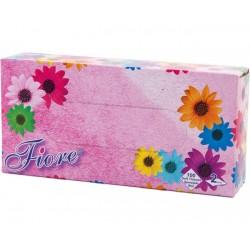 Servetele cutie Fiore 2 straturi 100 buc