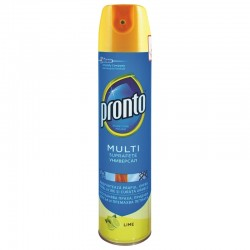 Spray Pronto Multisuprafete Lime 300 ml