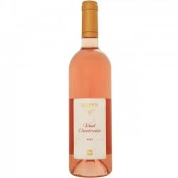 Vin roze sec Vinul Cavalerului 750 ml