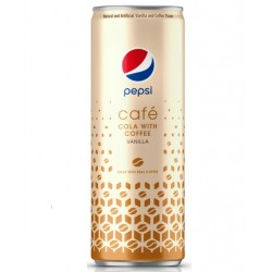 Pepsi Cafe Vanilla 250 ml