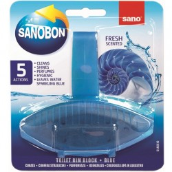Odorizant solid WC Sano Blue Fresh 55 grame