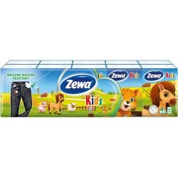Servetele nazale Zewa Kids 4 straturi 10 buc