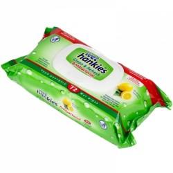 Servetele umede antibacteriene Wet Hankies Clean & Refresh 72 buc