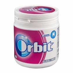 Guma Orbit Bubblemint 60 pastile