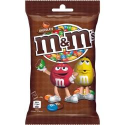 Bomboane cu ciocolata M&M's 90 grame