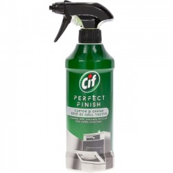 Solutie cuptor si gratar Cif Perfect Finish 435 ml