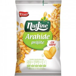 Arahide prajite si sarate Nutline 300 grame